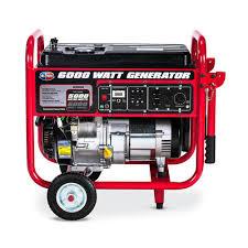 Generator, 5000 Watt