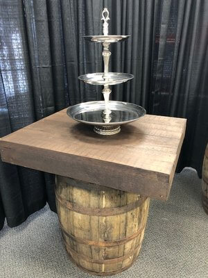 "Barrel, Single, 36"" x 32"""