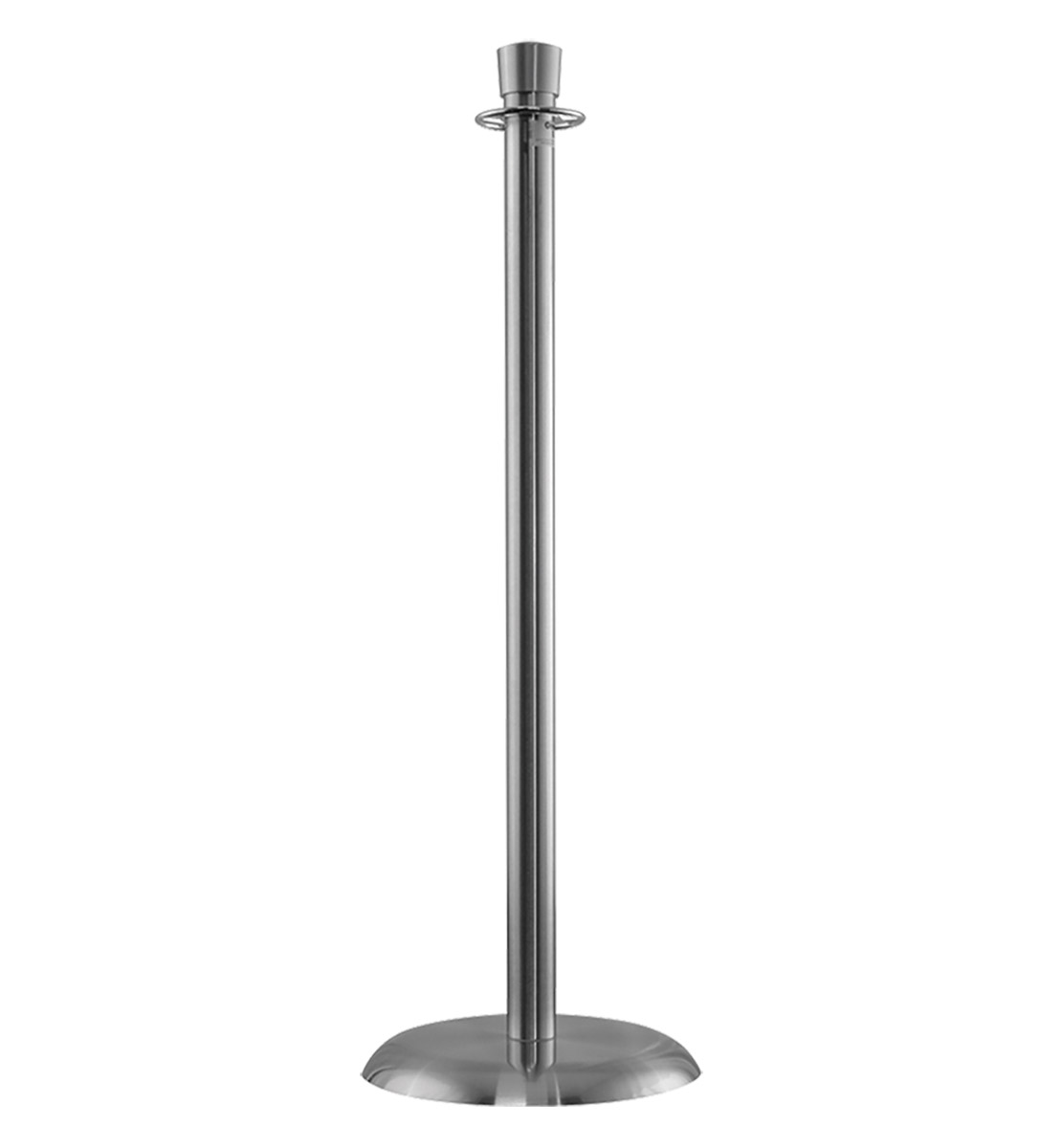 Stanchion, chrome, cpup