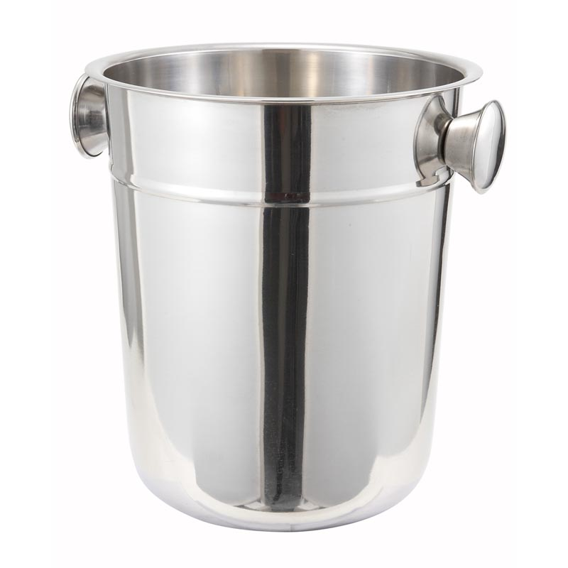 Champagne Bucket, Table Top, Polished ss