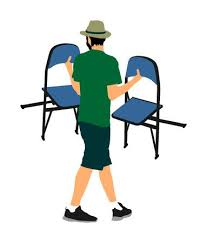 Chairs, Labor (setup/takedown)