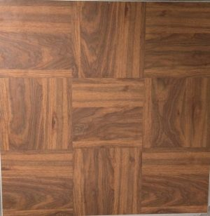 3' x 3' Section, Outdoor, Brown